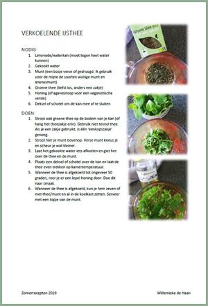 IJSTHEE-recept